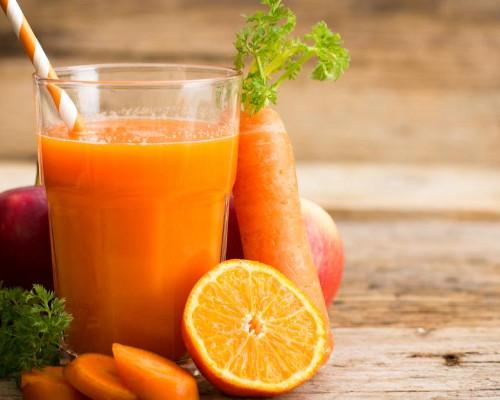 برتقال وجزر